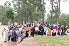 1000 Trees planted at Jabrian by CUI Abbottabad and Deputy Commissioner Abbottabad August 03, 2021