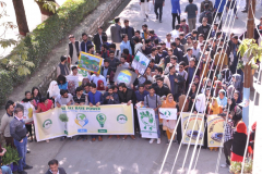 A Walk for Clean and Green Pakistan October 25, 2018