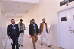 Accreditation Visit by NCEAC in Computer Science Department December 21, 2018