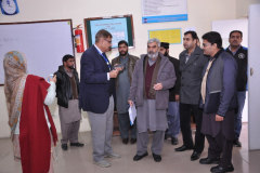 Accreditation Visit of Skill Development Project by CCDU December 12-13, 2017