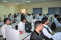Capacity Building of Biotechnology Funded by Dost KPK April 20, 2015