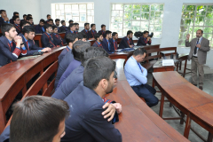 Career Counseling at APS Abbottabad Conducted by Dr. Shahid Khattak and Mr. Kurram Jahngir  March 30,2016