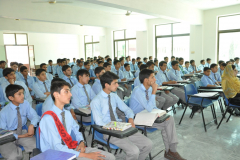 Career Counseling at Govt High School No 03 Abbottabad Conducted by Dr. Dasiar Mahmood May 26, 2016