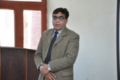 Career Counseling Session by Dr Qaisar Mahmood T.I in Govt. boys Degree College, Havelian February 1,  2017