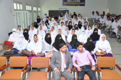 Career Counseling Session Conducted by Mr. Faisal Kamal in Govt Post Graduate college Mandian ATD April 13, 2016
