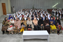Career Counseling Session for HSSC Tameer-e-Watan Girls College at CUI Abbottabad February 24, 2017