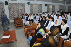 Career Counselling at Govt Post Graduate  Degree College for Women Mandian Conducted by Ms. Tabassam Rashid & Ms. Aisha Ismail March 25,2016