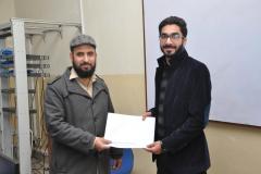 CCNA Prize Distribution Ceremony by ISP February 3, 2017