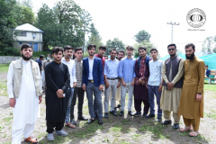 Clean Your Trash' organized in collaboration with GDA, District Admin, in Nathiagali September 01, 2021