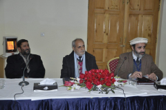 COMSATS Abbottabad All PhD's Meeting February 6, 2014