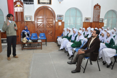 Dr. Abdul Sami Awan Presented on Career Counseling in Mnsehra Public School & Girls College, Mansehra February 23, 2016