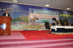 Earth Sciences and Mineral Exploration History Of Pakistan May 14, 2015