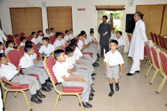 Eid Gifts Distribution Ceremony among Pakistan Sweet Home Children August 13, 2012