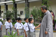 Eid Gifts Distribution Ceremony among Pakistan Sweet Home Students July 10, 2015