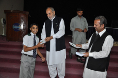 Eid Gifts Distribution Ceremony among Pakistan Sweet Home Students  September 22, 2015