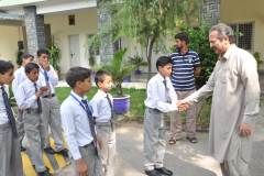 Eid Gifts distribution ceremony among Sweet Home children August 30, 2017