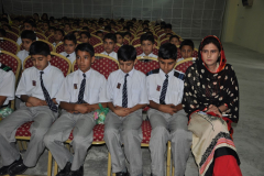 """Eid Gifts Distribution Ceremony for """"Pakistan Sweet Home"""" Students  October 03, 2014"""