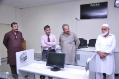 Farewell Given to Khan Afsar, Security Guard July 2, 2019