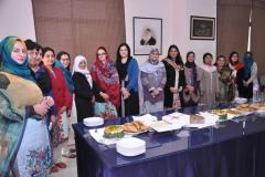 Farewell to Prof Dr Rehana Rashid January 24, 2018