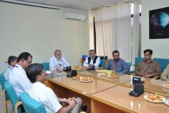 Farwell Party M Haleem and M Saddiq  June 06, 2016