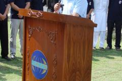 Flag Hoisting Ceremony at CIIT Abbottabad August 14, 2012