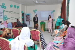 HBL Nisa Workshop for COMSAT Faculty and Staff  28-10-2016