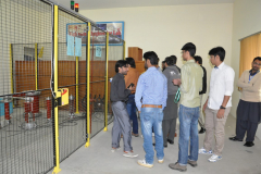 High Voltage Lab facilities Provided to Student  of PIEAS by ERC- March 16, 2016