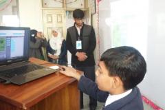 IEEE. WIE and Honor Code Activity in Modern School System, Abbottabad December 11, 2015