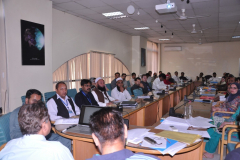 Implementation of new Version of ISO 9000-2015 organized by QEC Abbottabad April 26-27, 2018