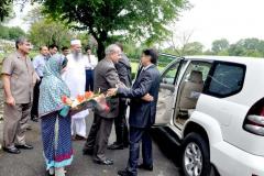 Mr. Akhlaq Ahmed Tarar, Secretary & Technology visits CIIT Abbottabad January 20, 2012
