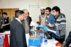 Open House at CIIT Abbottabad January 21, 2012