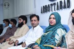 Phd Defense of Jehan Zab Ali Shah, Department of Environmental Sciences September 03, 2021