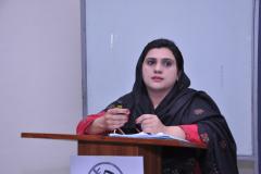 PhD Defense of Scholar Ms Shahida Shaheen March 28, 2019