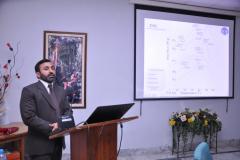 PhD Defense of Scholar Muhammad Ubaid April 5, 2019