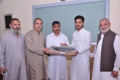PM Laptops Distribution Ceremony August 9, 2018