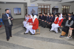 Presentation By Dr. Yasir Javed Iqra Academy Abbottabad. on General Career Counseling 19-2-2016