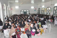 Public Outreach: Dr. Aneela Malik visit Govt. Girls College Nawanshehr December 09, 2016