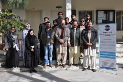 Seminar on Higher Studies by Prof Dr Shahid Khattak February 17, 2017