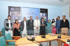 Sport Gala; COMSATS Vs. Radio Pakistan, Kadam pa Kadam March 11, 2016