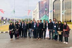 SSBC Arranged Students Participation in Lift Pakistan November 14, 2018
