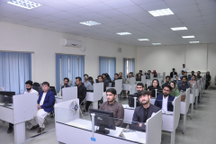 SSBC organized a training session on Promotion of SME Banking and Opportunities for students by SBP March 29, 2019