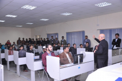 SSBC Organized Training on 'Personal Branding' for Students December 21, 2018