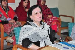 Two Days Workshop on Women Leadership in Higher Education February 21, 2015