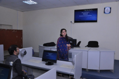 USEFP Islamabad Conducted GRE Training Workshop March 14, 2018
