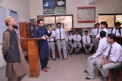 Visit of Concepts College of sciences and University Abbottabad Campus October 28, 2017