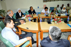 Visit of Delegation from University of Technology, Petrona, Malaysia October 10, 2012