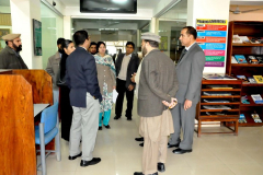 Visit of Dr. Iqbal chod March 20, 2013