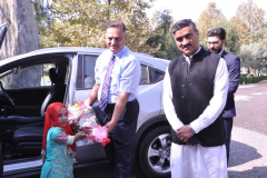 Visit of Honorable Rector CIIT Abbottabad Visit October 20, 2017