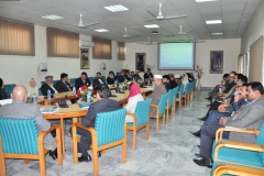 Visit Of NBEAC Accreditation   Council March 10, 2015