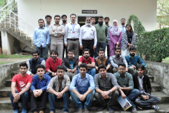 Visit of PIEAS Islamabad to High Voltage Lab of CIIT ABTD April 5, 2017